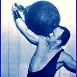 Chales Phelan - A legendary strongman!