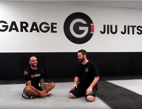 Video: Back Pain, BJJ and Bank Balance.